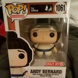 The Office Andy Bernard Sumo Suit Funko Pop